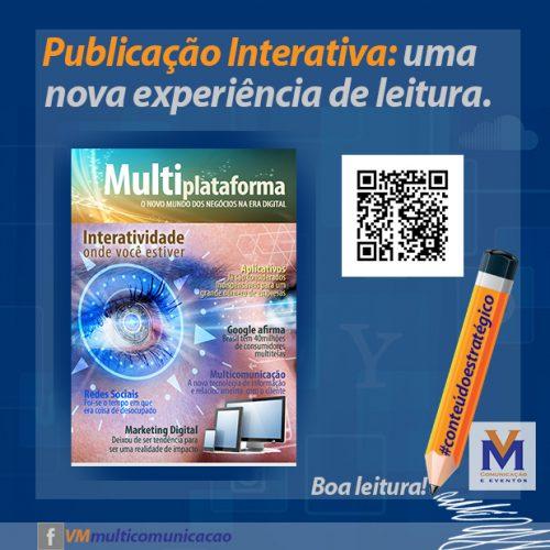 Publicação Multiplataforma: A Nova Realidade