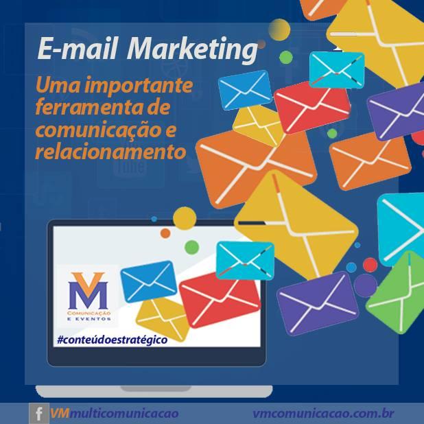 A importância do e-mail marketing na estratégia de comunicação