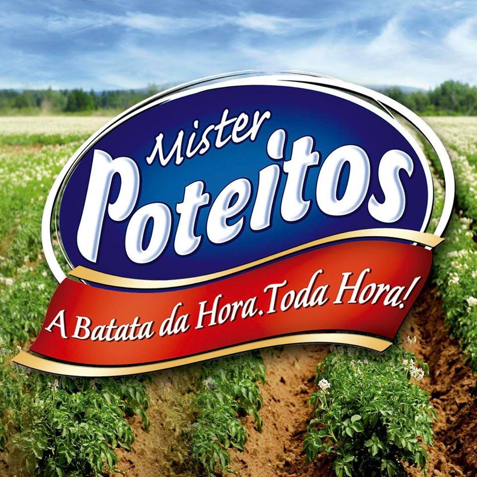 Mister Poteitos comemora 25 anos de mercado