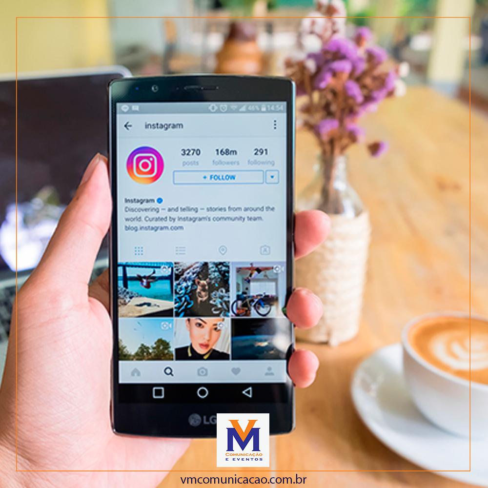 O Instagram oferece formas novas e divertidas de criar fotos e vídeos para sua empresa